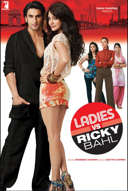 Ladies vs Ricky Bahl 2011 Full Hindi Movie 720p Free
