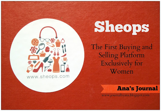 Sheops - The First Buying and Selling Platform Exclusively for Women