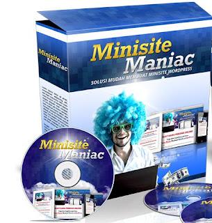MinisiteManiac Multi License