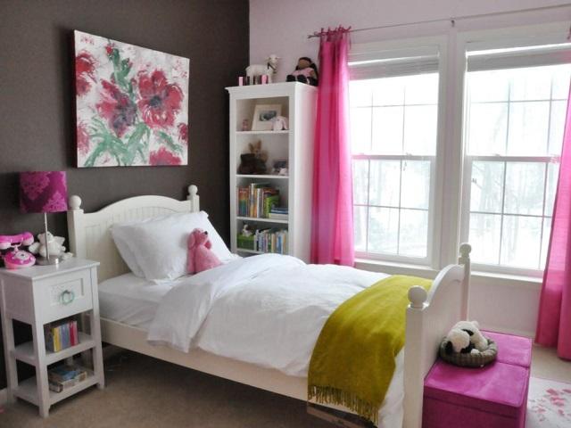 genç odası dekorasyon örneği