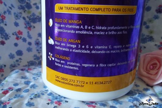 Salon Line Cachos lilás