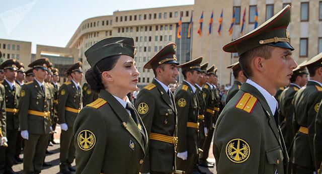 Brecha salarial entre mujeres y hombres en Armenia