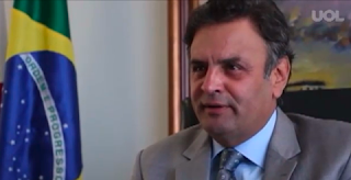 Aécio critica governo: 'Como formulador, governo Dilma acabou'