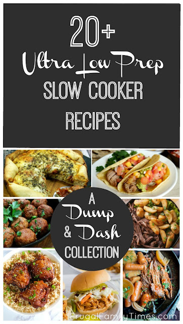 no prep slow cooker recipes