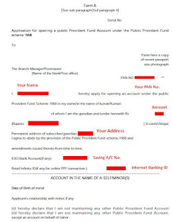 PPF Form-Page 1