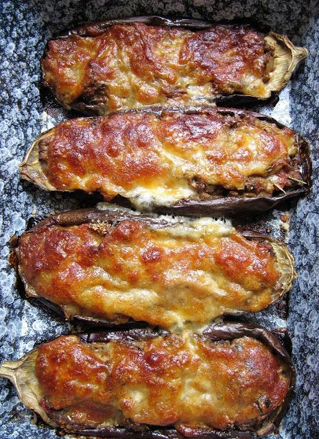 recette Aubergines gratinées