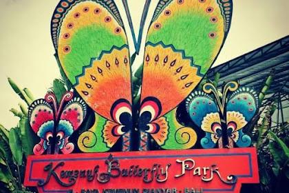 Taman Kupu-kupu Kemenuh