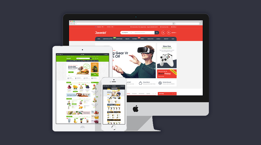 Multipurpose eCommerce WordPress Themes To Download