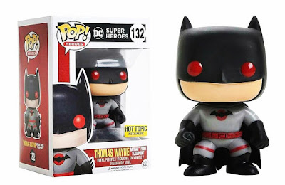 Hot Topic Exclusive Thomas Wayne Flashpoint Batman Pop! Vinyl Figure by Funko