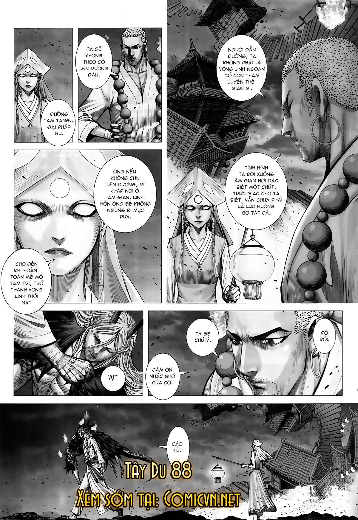 Tây Du Ký màu - Chapter 87 - Pic 19