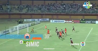 Persija Jakarta menang 1-0 atas Madura United