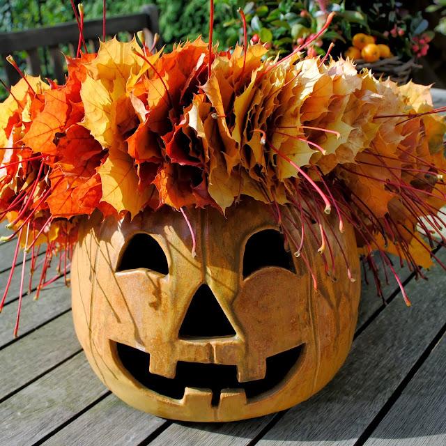 Herbstdeko Halloween