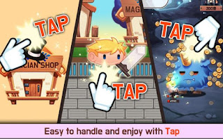 Tap Town Apk v3.3 Mod Unlimited Money & Gems Terbaru