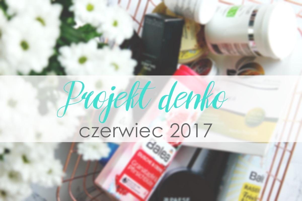 projekt denko blog czerwiec