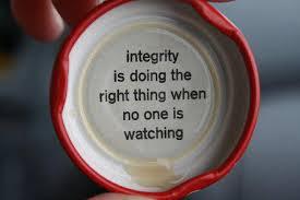 vitamin con job - dirty dozen, integrity