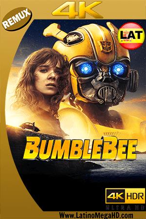 Bumblebee (2018) Latino Ultra HD BDRemux 2160P - 2018