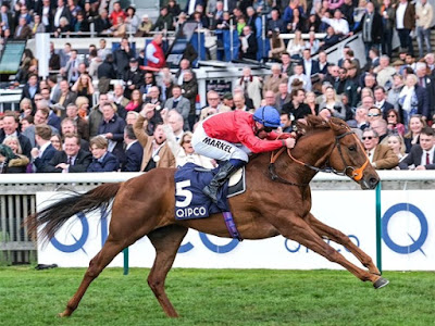 Threat trained by richard hannon