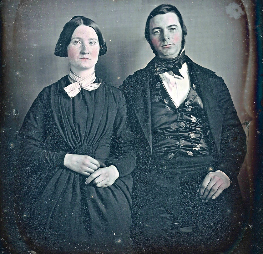 Wealthy Victorian Couples: 62 Fabulous Portrait Photos Of