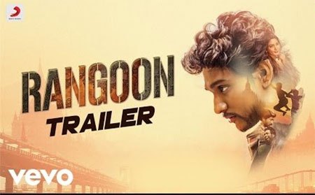 Rangoon Official – Tamil Trailer | Gautham Karthik, Sana
