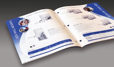 Mẫu catalogue thiết bị