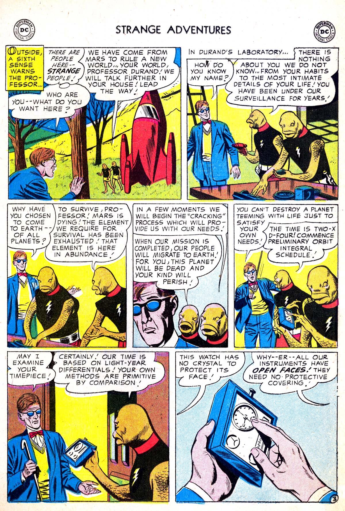 Strange Adventures (1950) issue 75 - Page 13