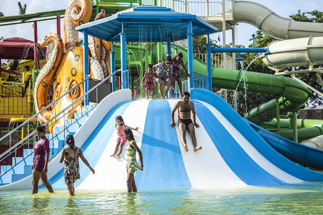 Beat the heat at Atlantic Water World, as it opens its gates for all