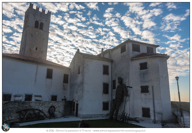 Montona castello