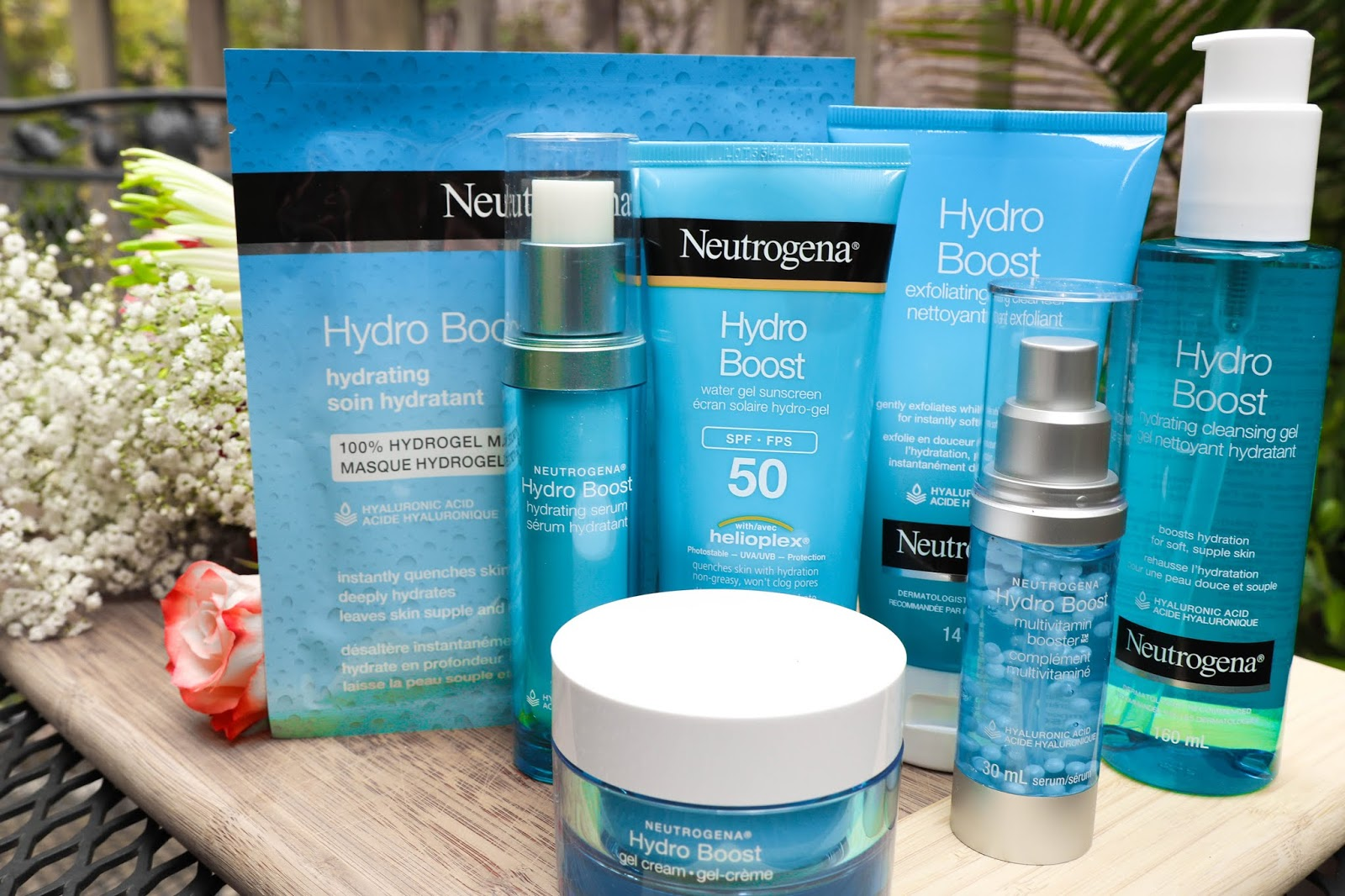 neutrogena hydro boost review skin care drugstore dry skin