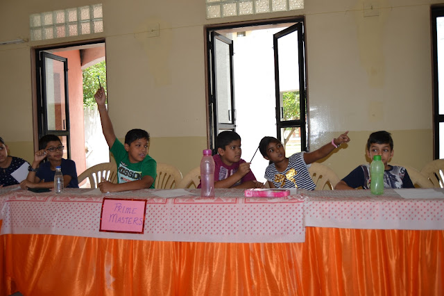 Cuemath Quizzes for kids taking place across Delhi NCR