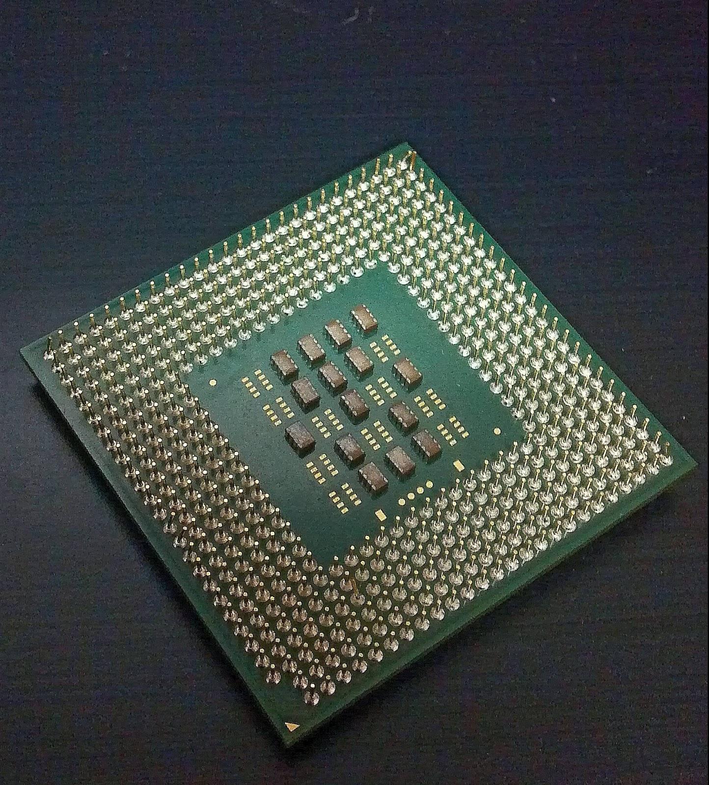 Modern Microprocessor ...