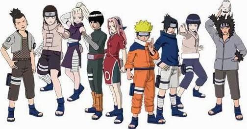 Foto Naruto Dan Kawan Kawan Segala Fakta