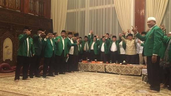 PPP Muktamar Jakarta Deklarasikan Dukungan ke Prabowo-Sandi