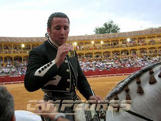Iván Magro Rejoneador Aranjuez