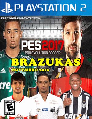 PES BRAZUKAS 2017