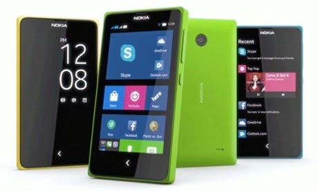 Chennai, China, Nokia X, Alandroed, Microsoft and Nokia