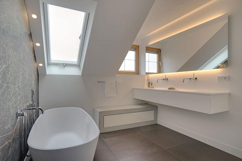 Il comfort di una spa in uno spazio di 12 metri quadri