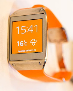 Samsung Annonced Galaxy Gear Smartwatch and Note3