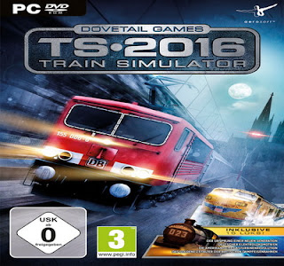 Train Simulator 2016 – CODEX | Cracked Free Download