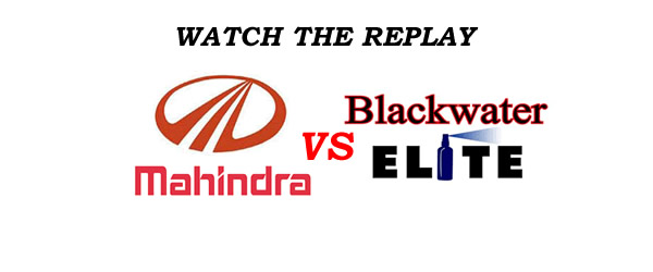 List of Replay Videos Mahindra vs Blackwater @ Smart Araneta Coliseum August 20, 2016