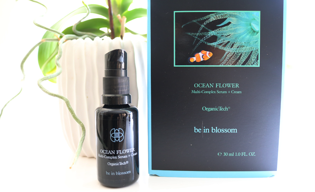 Be In Blossom Ocean Flower Multi-Complex Serum + Cream review