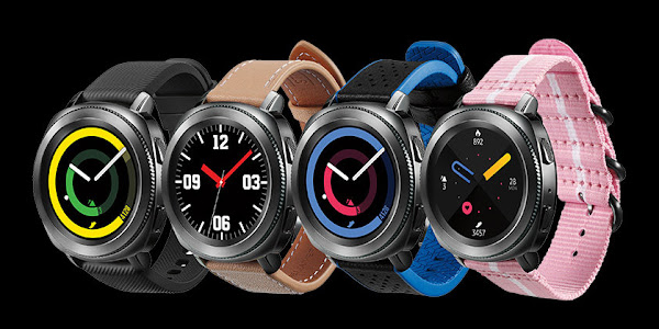 Save $70 on a Samsung Gear S3 and 70% on an extra strap (2)