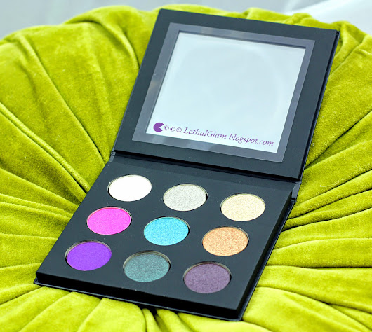 Make Up For Ever Artist Palette (Volume 2) Review & Swatches!!