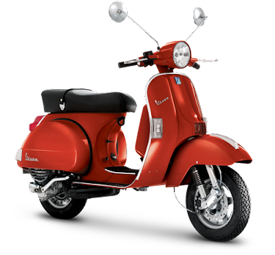vespa%2Bmoderna%2B%3D%2BPX150 2 Rosso - Tá preparado pra ter uma motocicleta antiga?