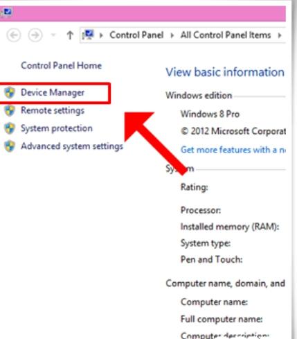 STEP 4 अब 'Device Manager' में 'Universal Serial Bus Controllers' ढूंढे जो बिलकुल निचे रहता है. इस पर क्लिक करें.