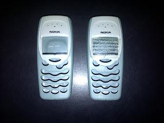 casing Nokia 3315 jadul ori