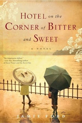 Hotel on the Corner of Bitter and Sweet by Jamie Ford - book cover