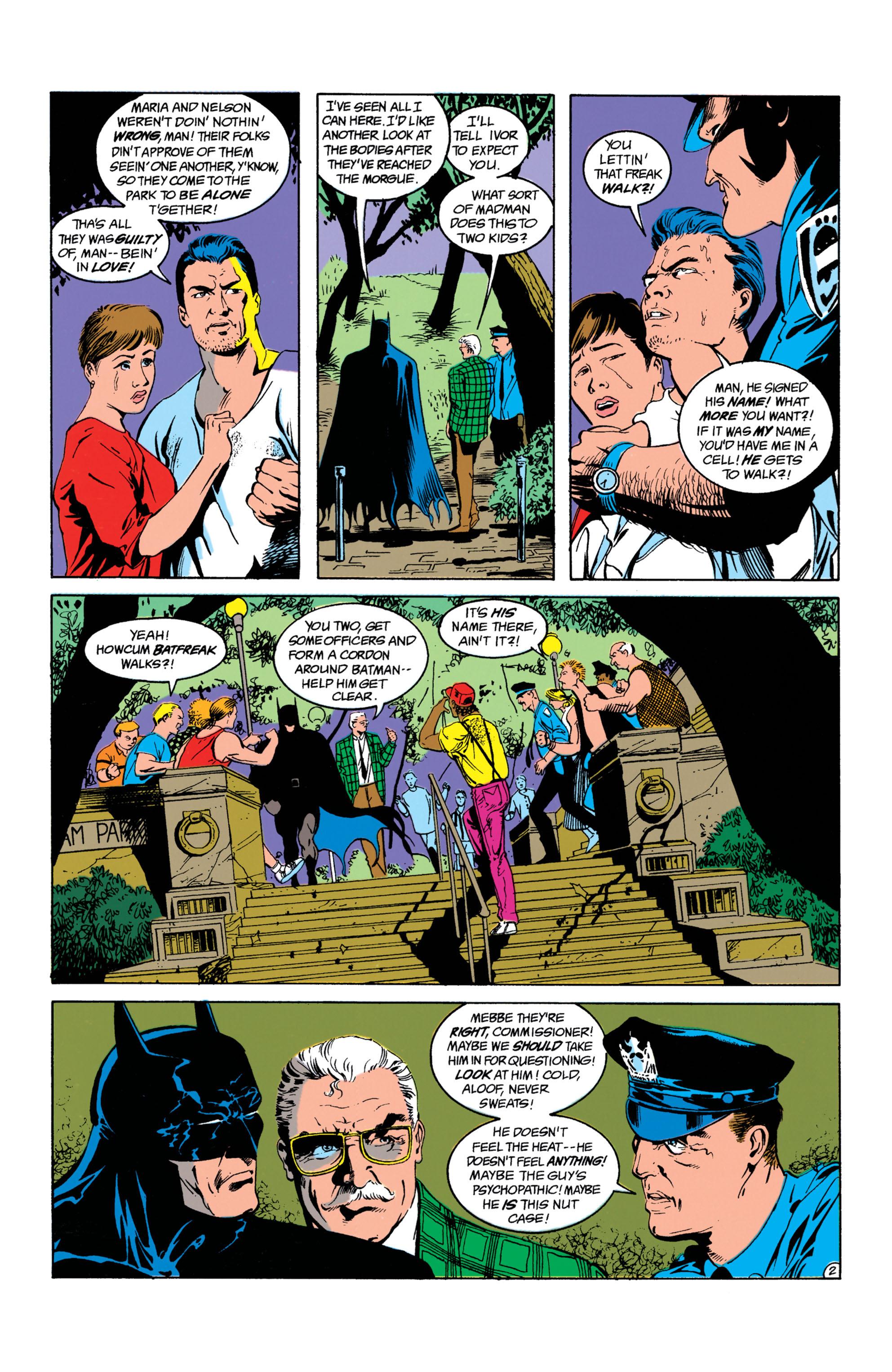 Detective Comics (1937) 623 Page 2