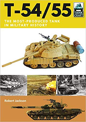 T-54/55: Soviet Cold War Main Battle Tank