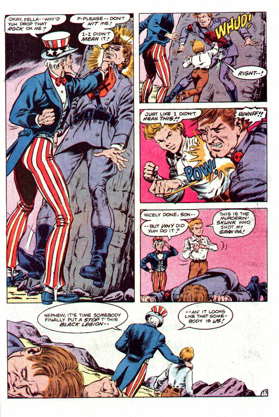 Read online Secret Origins (1986) comic -  Issue #19 - 16