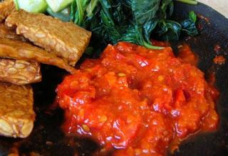 Resep Sambal Tomat MENTAH